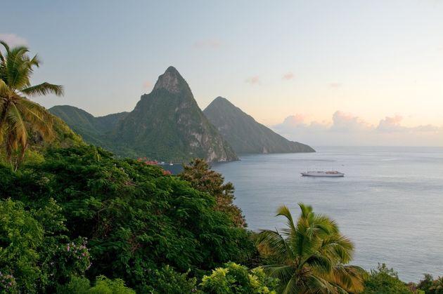 St Lucia (file