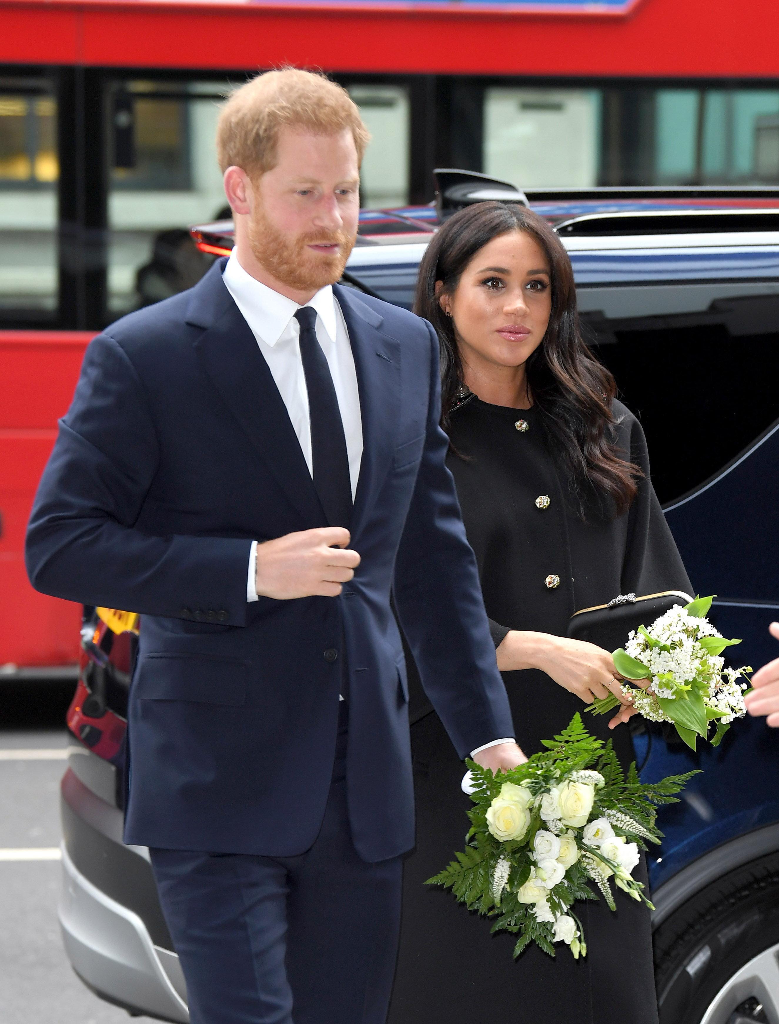Buckingham Palace habla AL FIN sobre el bebé de Meghan Markle y el príncipe