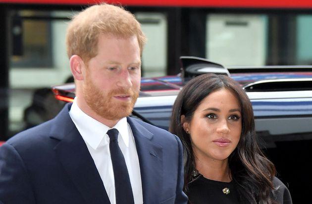 Buckingham Palace habla AL FIN sobre el nacimiento del bebé de Meghan Markle y el príncipe