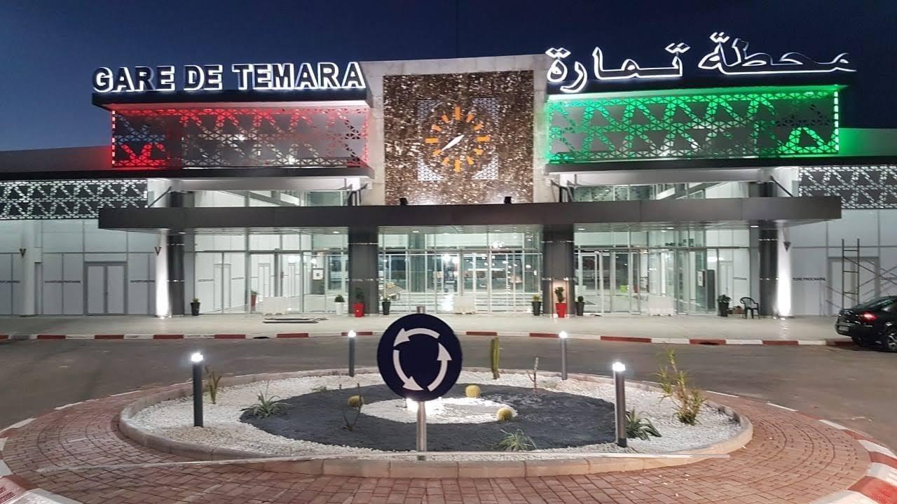 L'ONCF inaugure la nouvelle gare de