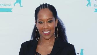 "LOS ANGELES, CALIFORNIA - MARCH 31: Regina King attends ""I Have A Dream"" Foundation Los Angeles Hosts 6th Annual Dreamer Dinner Benefit at Skirball Cultural Center on March 31, 2019 in Los Angeles, California. (Photo by Leon Bennett/FilmMagic)"