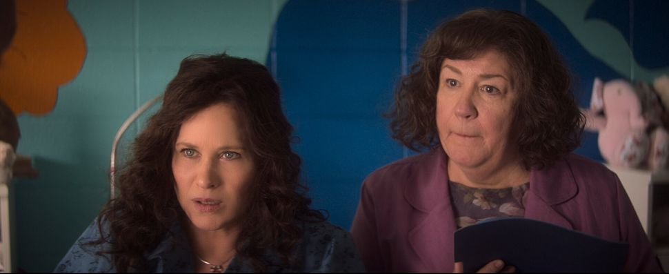 Patricia Arquette and Margo Martindale in Season 1, Episode 6 of