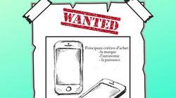 Comment les Français choisissent leur smartphone en