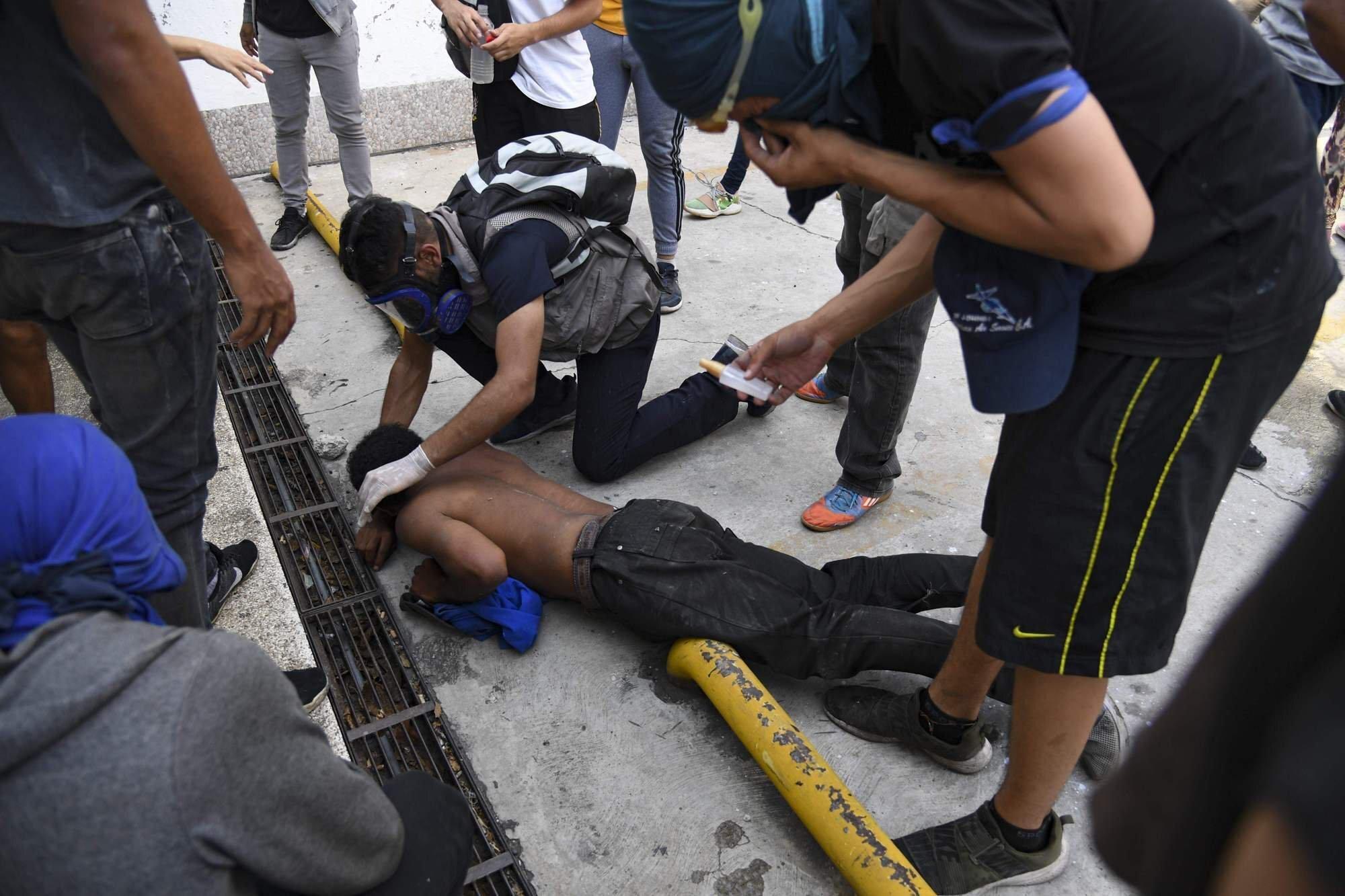 Ya han muerto 4 personas en Venezuela desde el levantamiento militar impulsado por