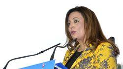 Wided Bouchamaoui: Le sommet des Deux Rives est une formidable