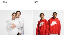 Lluvia de críticas a Nike por su colección para 'género