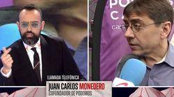 Monedero acusa de mentir a Risto en 'Todo es mentira': muestran una imagen que lo cambia