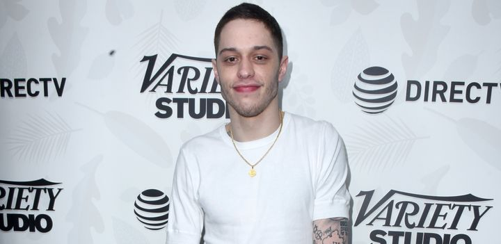 """Pete Davidson attends an afterparty for his new movie, """"Big Time Adolescence,"""" at the Sundance Film Festival in January"""