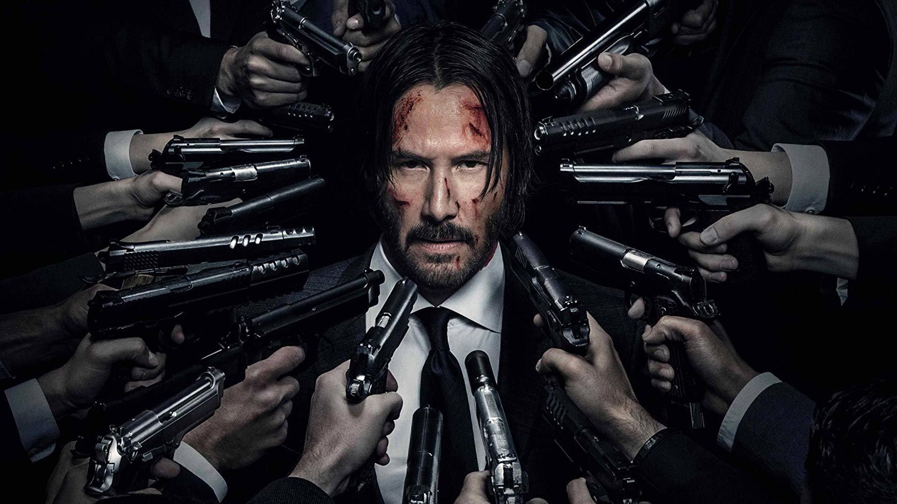 'John Wick 3': Keanu Reeves faz um divertido e alucinante vídeo para promover novo