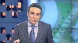 ¿Te acuerdas Juan Antonio Villanueva? Ha reaparecido en televisión y así está