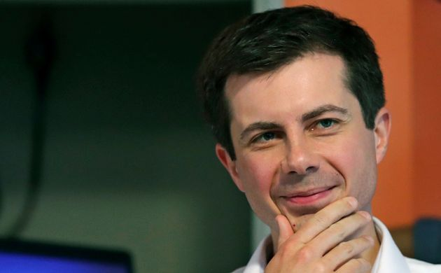 Pete Buttigieg could be the country's first openly gay president. We'll never know what the deal was...