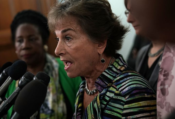 Rep. Jan Schakowsky is a longtime advocate for expanding government-run insurance programs.