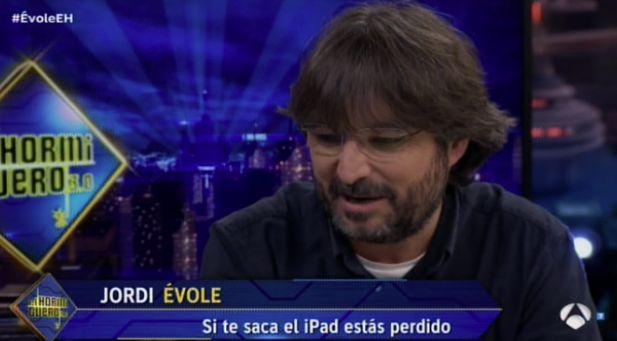 Jordi Évole deja