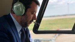 Orban e Salvini in elicottero sull'Europa (da Budapest, A.