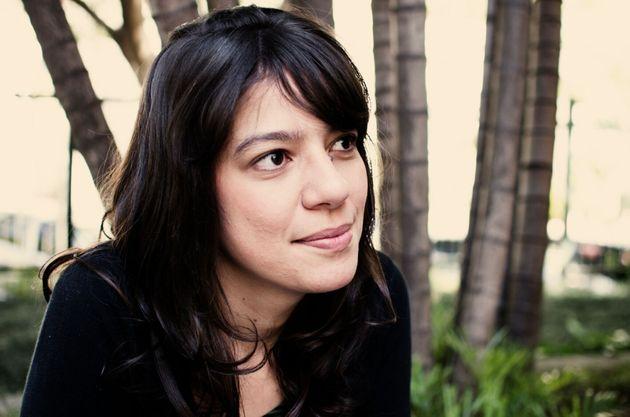 A diretora Gabriela Amaral