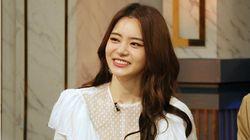 방송인 서유리가 '성형 의혹'에 대해 입을