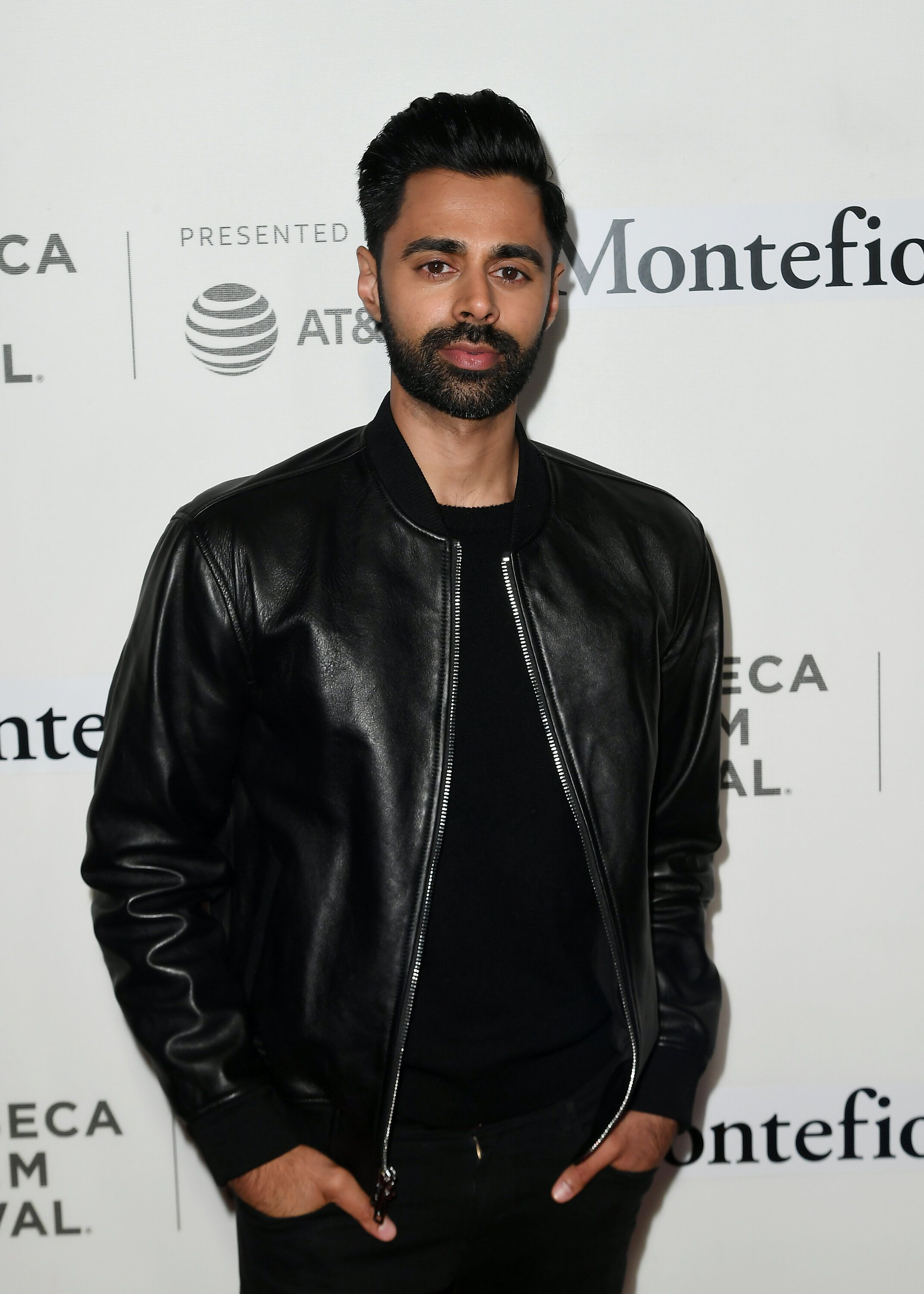 NEW YORK, NEW YORK - MAY 01: Hasan Minhaj attends the Tribeca Talks - Storytellers with Rashida Jones at the 2019 Tribeca Film Festival at BMCC Tribeca PAC on May 01, 2019 in New York City. (Photo by Nicholas Hunt/Getty Images for Tribeca Film Festival)