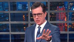Colbert Reveals The Key Difference Between Trump's Lies And Barr's