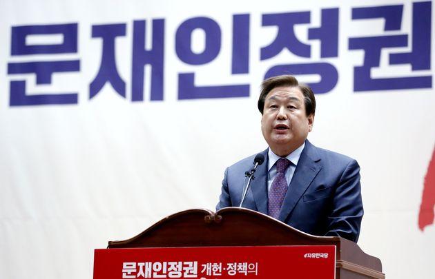 김무성 의원이