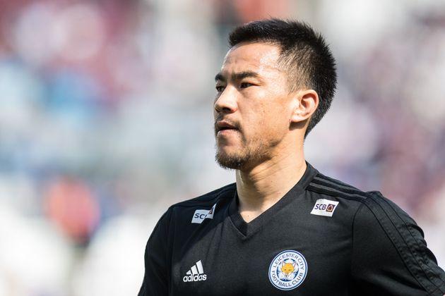 イングランド・プレミアリーグのレスターシティFCで活躍する岡崎慎司選手