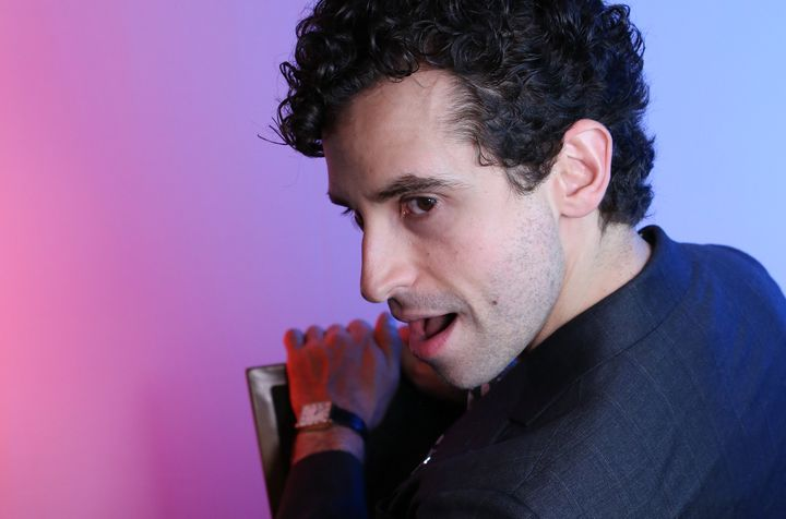 With 'Burn This,' Broadway's Brandon Uranowitz Finds Truth In Fearlessly Gay Role