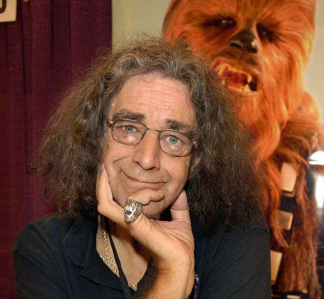 Addio a Peter Mayhe, Chewbacca nella saga