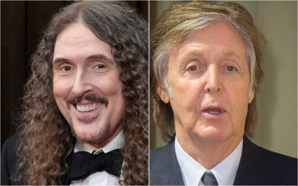 """Weird Al"" Yankovic, Paul McCartney"
