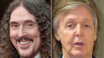 """""""Weird Al"""" Yankovic, Paul McCartney"""