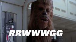 Comment est née la voix de Chewbacca dans