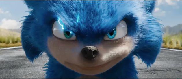 Le Sonic présenté dans la première bande-annonce du film tire déjà sa