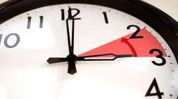 GMT: Retour à l'heure légale ce dimanche 5