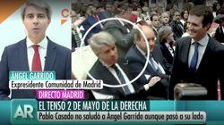 La 'rajada' de Ángel Garrido contra Pablo Casado en 'El Programa de