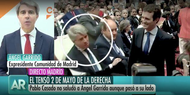 Ángel Garrido en 'El Programa de