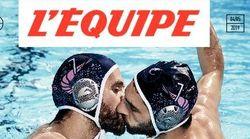 Le magazine L'Équipe s'attaque à l'homophobie dans le sport dans son dernier