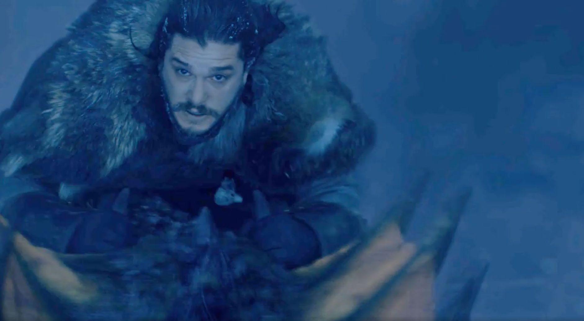Le scene della battaglia di Grande Inverno (