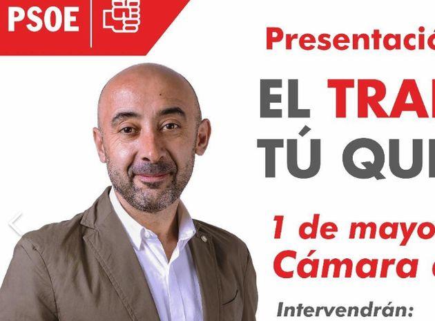 El juego de palabras del eslogan del PSOE de este pueblo de Málaga que causa