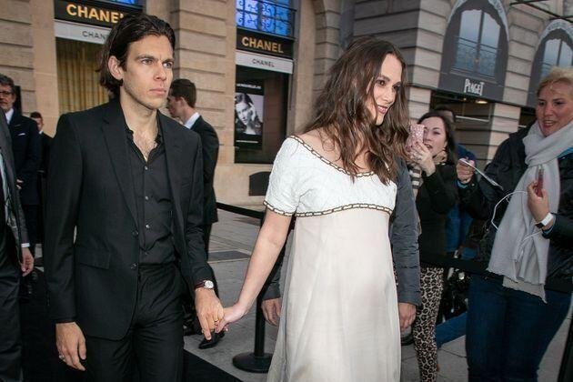 Keira Knightley è incinta del secondo