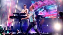 Coldplay lance la chanson «All I Can Think About Is