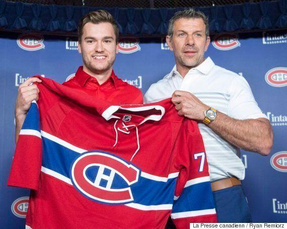 Le Canadien de Montréal fait l'acquisition de Jonathan Drouin du