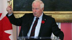 Le gouverneur général s'excuse pour des propos tenus sur les