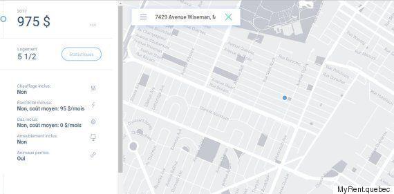 Les locataires de Montréal partagent le coût de leur loyer sur un site pour éviter le gonflement des