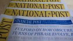 Le National Post met fin à son édition papier du
