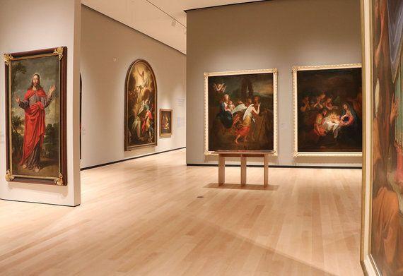 Le fabuleux destin des tableaux des abbés