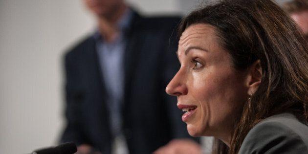 Le gouvernement Trudeau est celui des «promesses brisées», selon Martine