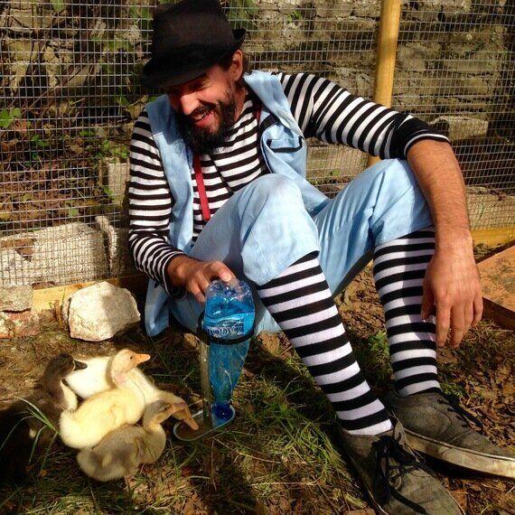 Juste des bonnes nouvelles #4 : Des clowns, des chèvres et des