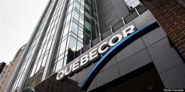 Québecor Média vend sept licences de spectre à Shaw pour 430 millions
