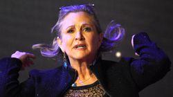 Une des causes de la mort de Carrie Fisher est