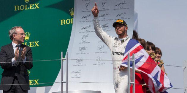 Lewis Hamilton remporte le Grand Prix de Formule 1 du Canada 2017