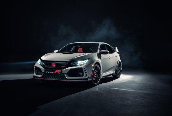La Honda Civic Type R de production enfin
