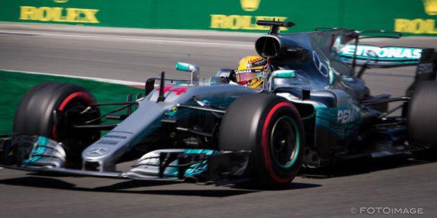 Hamilton obtient la position de tête au Grand Prix du Canada; Stroll partira